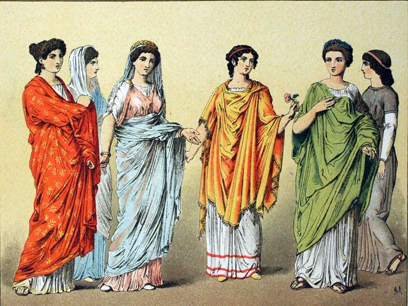 مقاله در مورد تاریخچه لباس