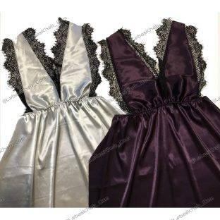 لباس خواب ساتن جدید
